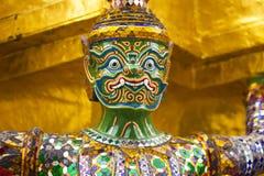 Γίγαντας Wat Phra kaew Στοκ φωτογραφία με δικαίωμα ελεύθερης χρήσης