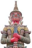 Γίγαντας Yaksa σε Ταϊλανδό στοκ φωτογραφία