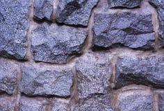 γίνοντας τοίχος πετρών Στοκ φωτογραφία με δικαίωμα ελεύθερης χρήσης