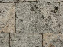 γίνοντα ανασκόπηση λευκό τοίχων σύστασης πετρών πετρών στοκ φωτογραφία