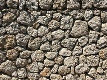 γίνοντα ανασκόπηση λευκό τοίχων σύστασης πετρών πετρών Υπόβαθρο τοίχων βράχου Στοκ φωτογραφία με δικαίωμα ελεύθερης χρήσης