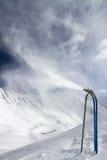 γίνοντα χιόνι ατόμων Στοκ φωτογραφία με δικαίωμα ελεύθερης χρήσης