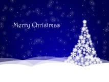 γίνοντα Χριστούγεννα snowflakes δέ&nu Στοκ φωτογραφίες με δικαίωμα ελεύθερης χρήσης