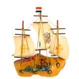 γίνοντα clog sailboat Στοκ φωτογραφίες με δικαίωμα ελεύθερης χρήσης