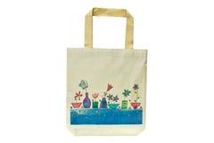 γίνοντες τσάντα ανακυκλ&om Στοκ Εικόνες