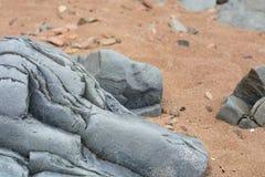 Γαλήνιες παλαιές πέτρες Στοκ Εικόνες