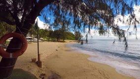 Γαλήνιος κόλπος στη θάλασσα Νότιων Κινών στοκ φωτογραφίες με δικαίωμα ελεύθερης χρήσης