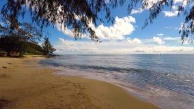 Γαλήνιος κόλπος στη θάλασσα Νότιων Κινών στοκ εικόνες με δικαίωμα ελεύθερης χρήσης