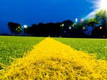γαλαζοπράσινος κίτρινος Στοκ Εικόνα
