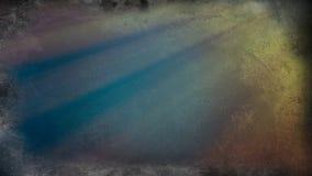 Γαλαζοπράσινο ατμόσφαιρας όμορφο κομψό υπόβαθρο σχεδίου τέχνης απεικόνισης γραφικό ελεύθερη απεικόνιση δικαιώματος