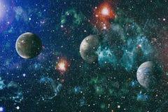 Γαλαξίας και νεφέλωμα abstract background space Στοιχεία αυτής της εικόνας που εφοδιάζεται από τη NASA Στοκ φωτογραφία με δικαίωμα ελεύθερης χρήσης