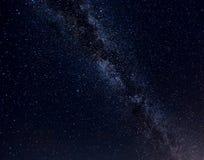 Γαλαξίας στον ουρανό στοκ εικόνες με δικαίωμα ελεύθερης χρήσης