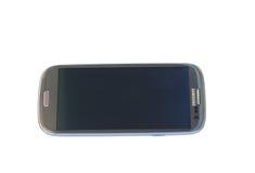 Γαλαξίας SIII της Samsung Στοκ φωτογραφία με δικαίωμα ελεύθερης χρήσης