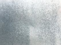 Γαλβανισμένη ψευδάργυρος grunge σύσταση μετάλλων Παλαιός γαλβανισμένος χάλυβας, υπόβαθρο σύστασης μετάλλων ψευδάργυρου Κινηματογρ στοκ φωτογραφίες με δικαίωμα ελεύθερης χρήσης
