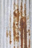 γαλβανισμένος σίδηρος στοκ εικόνα με δικαίωμα ελεύθερης χρήσης