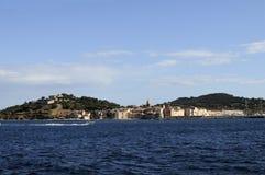 Γαλλία Άγιος tropez Στοκ Φωτογραφία