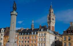 Γαλλία Λίλλη Στοκ Εικόνες