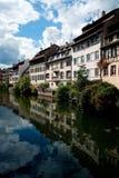 Γαλλία μικρό Στρασβούργ&omicron στοκ φωτογραφία με δικαίωμα ελεύθερης χρήσης