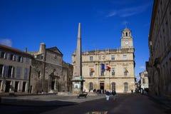 Γαλλία, πόλη Arles Στοκ Φωτογραφία
