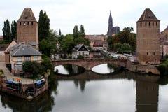 Γαλλία Στρασβούργο Στοκ εικόνες με δικαίωμα ελεύθερης χρήσης