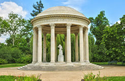Γαλλία, το κτήμα της Marie Antoinette στο parc των Βερσαλλιών PA Στοκ φωτογραφία με δικαίωμα ελεύθερης χρήσης