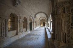 Γαλλία, Arles, μοναστήρι του καθεδρικού ναού Στοκ φωτογραφία με δικαίωμα ελεύθερης χρήσης