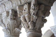 Γαλλία, Arles, το μοναστήρι του καθεδρικού ναού Στοκ φωτογραφία με δικαίωμα ελεύθερης χρήσης