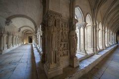 Γαλλία, Arles, το μοναστήρι του καθεδρικού ναού Στοκ Εικόνα