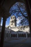 Γαλλία, Arles, το μοναστήρι του καθεδρικού ναού Στοκ Φωτογραφία