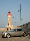 Γαλλία Rolls-$l*royce Άγιος tropez Στοκ φωτογραφία με δικαίωμα ελεύθερης χρήσης