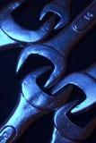 γαλλικά κλειδιά στοκ φωτογραφία
