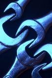 γαλλικά κλειδιά στοκ φωτογραφίες