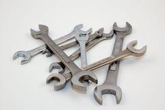 γαλλικά κλειδιά Στοκ Εικόνα