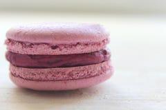 Γαλλική γλυκιά λιχουδιά, macaroons κινηματογράφηση σε πρώτο πλάνο ποικιλίας Macaroons κέικ που απομονώνεται σε ένα ελαφρύ υπόβαθρ στοκ φωτογραφία με δικαίωμα ελεύθερης χρήσης