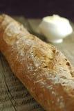 γαλλική πλευρά baguette Στοκ φωτογραφία με δικαίωμα ελεύθερης χρήσης