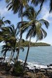 γαλλική σωτηρία νησιών της  στοκ εικόνες