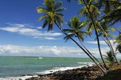 γαλλική σωτηρία νησιών της  στοκ φωτογραφία με δικαίωμα ελεύθερης χρήσης