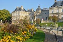 γαλλικός ιστορικός οικοδόμησης στοκ φωτογραφίες με δικαίωμα ελεύθερης χρήσης