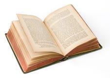 γαλλικός παλαιός βιβλίω& Στοκ Εικόνα