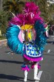 Γαλλικό καρναβάλι της Νίκαιας στοκ φωτογραφίες