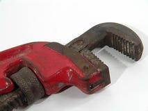 γαλλικό κλειδί 2 σωλήνων στοκ εικόνα