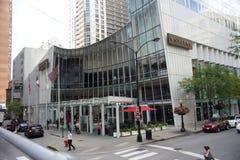 Γαλλικό ξενοδοχείο τέχνης Sofitel, Σικάγο Ιλλινόις στοκ φωτογραφία με δικαίωμα ελεύθερης χρήσης