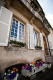 γαλλικό σπίτι χωρών Στοκ Εικόνες