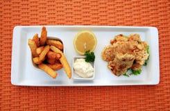 γαλλικό τηγανισμένο πρόχε& Στοκ Εικόνες