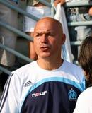 γαλλικό φιλικό ποδόσφαιρο του OM αντιστοιχιών tfc εναντίον Στοκ φωτογραφία με δικαίωμα ελεύθερης χρήσης