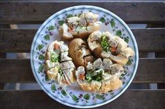 Γαλλικό ψωμί Στοκ φωτογραφία με δικαίωμα ελεύθερης χρήσης
