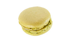 γαλλικό macaron Στοκ εικόνα με δικαίωμα ελεύθερης χρήσης