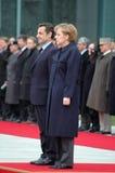 γαλλογερμανικός υπου& Στοκ Εικόνα