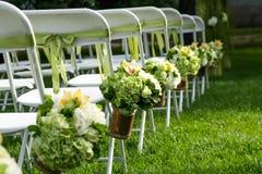 Γαμήλια έδρα Στοκ Εικόνα