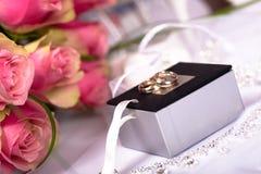 Γαμήλια ακόμα ζωή Στοκ εικόνες με δικαίωμα ελεύθερης χρήσης